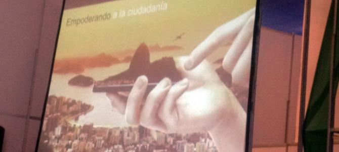 Rio de Janeiro, une ville où la technologie a été mise au service des citoyens