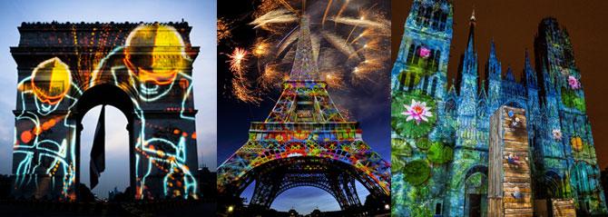 Parmi les succès du Pôle FSIM : la mise en valeur du patrimoine architectural français