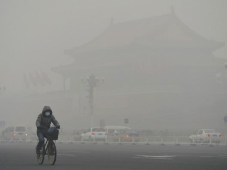Place Tien An Men à Pekin