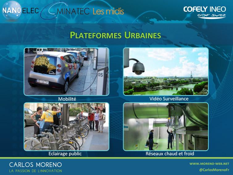10. Quelques exemples de plateformes de services urbains