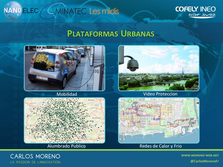 10. ejemplos de plataformas de servicios urbanos