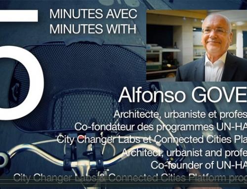 5 minutes avec… Alfonso Govela