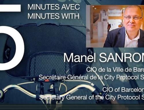 5 minutes avec… Manel Sanroma