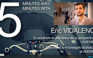 5 minutes avec… Eric Vidalenc