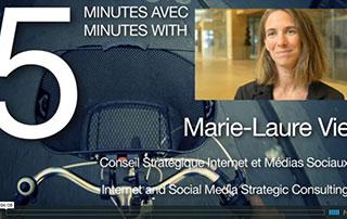 5 minutes avec… Marie-Laure Vie