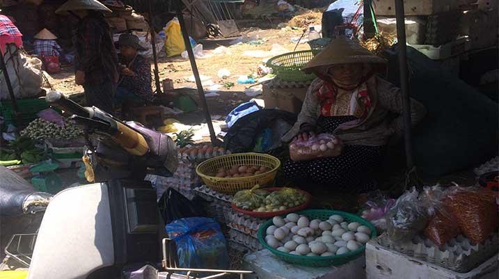 Hue Vietnam Market