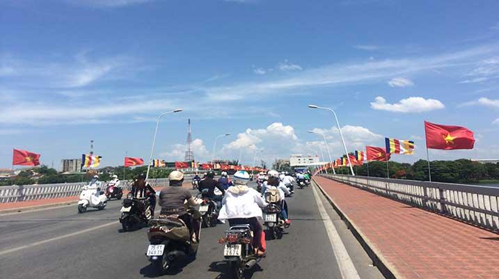 Hue Vietnam Road