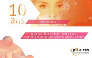 Invitation 10 ans Pôle TES