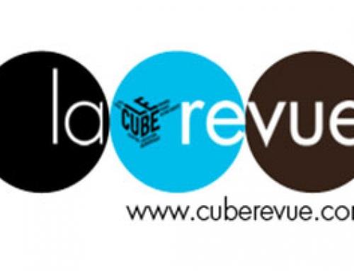 """""""La révolution positive de l'altruité"""" – La Revue du Cube (Article FR)"""