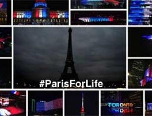 Paris: city for life #ParisForLife
