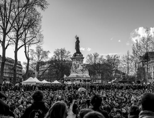 #NuitDebout : luttes de Places et néo-multitudes (FR, ES)