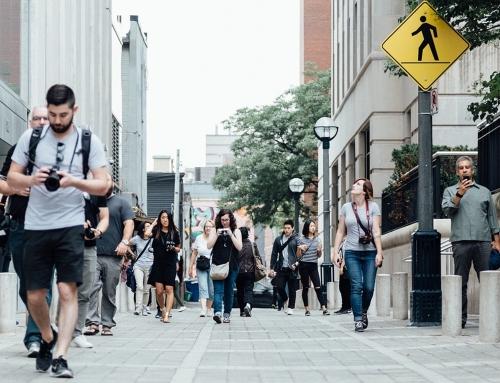 Vivement dimanche ! Villes invisibles et villes qui marchent (FR, ES)