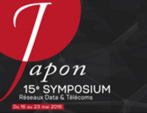 Intervention au 15ème Symposium des Réseaux Data & Télécoms d'Acome (Diaporama, EN)
