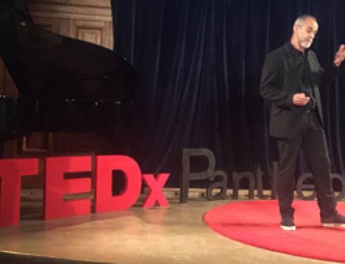 Intervention TEDx Panthéon Sorbonne 2016 – L'humanité e-réelle (Diaporama, FR)