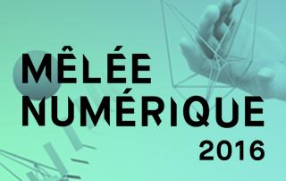 Carlos Moreno Melée numérique 2016