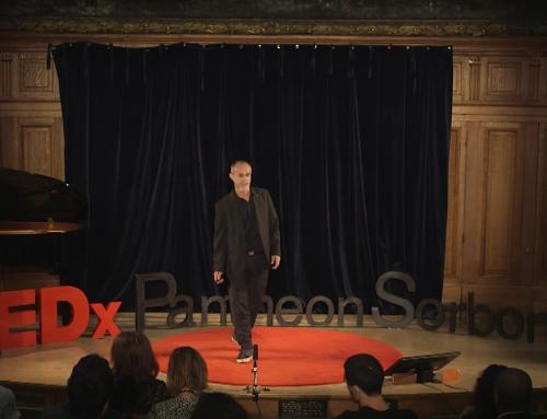 TEDx Panthéon Sorbonne 2016 à Paris : retour sur l'intervention de Carlos Moreno (Vidéo FR)