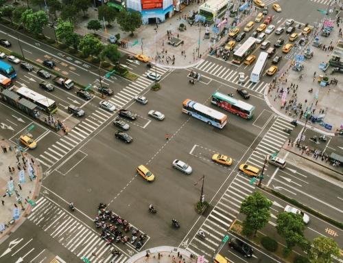 La disruption du transport urbain : vers un usage personnel (FR, ES)