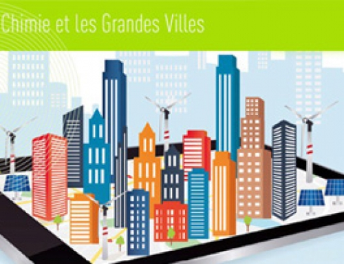 Intervention au colloque «  La chimie et les Grandes Villes » à Paris (Diaporama)