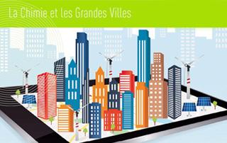 Intervention au colloque «  La chimie et les Grandes Villes » à Paris (Diaporama)