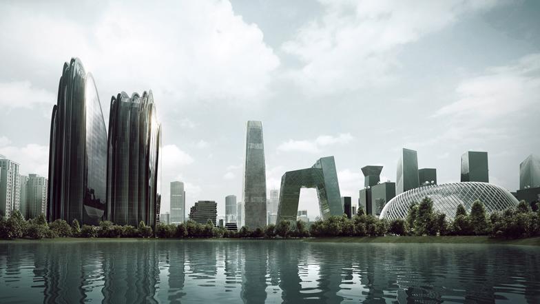 Chaoyang Park Plaza beijing