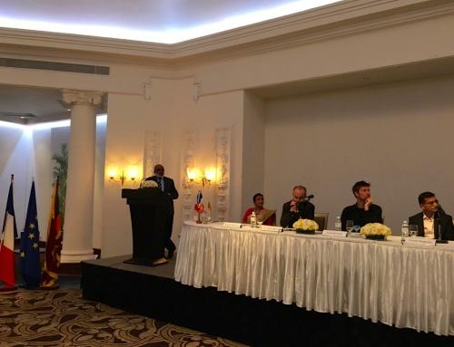 Intervention au Building Tomorrow's Heritage à Colombo (Diaporama)