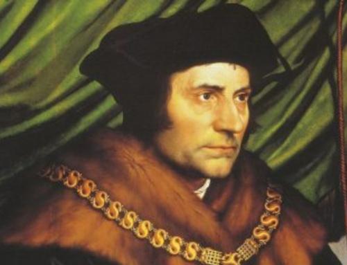 500 ans après la publication de « Utopie », hommage à Thomas More