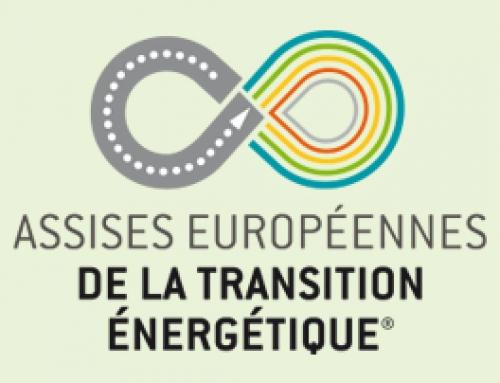 Intervention aux Assises européennes de la transition énergétique (Vidéo & Diaporama)