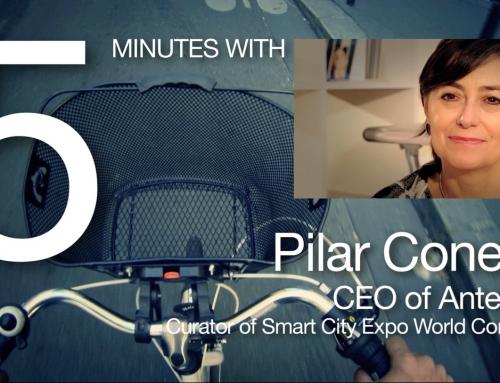 5 minutes avec… Pilar Conesa (ES, EN)