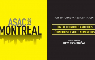 Carlos moreno conférence ASAC à Montreal