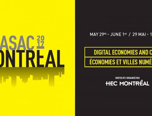 31 mai 2017 | Conférence économies et villes numériques