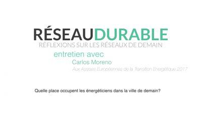 Réseau Durable | Energéticiens et ville de demain