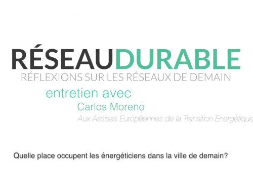 Interview Réseau Durable : Quelle place occupent les énergéticiens dans la ville de demain ?