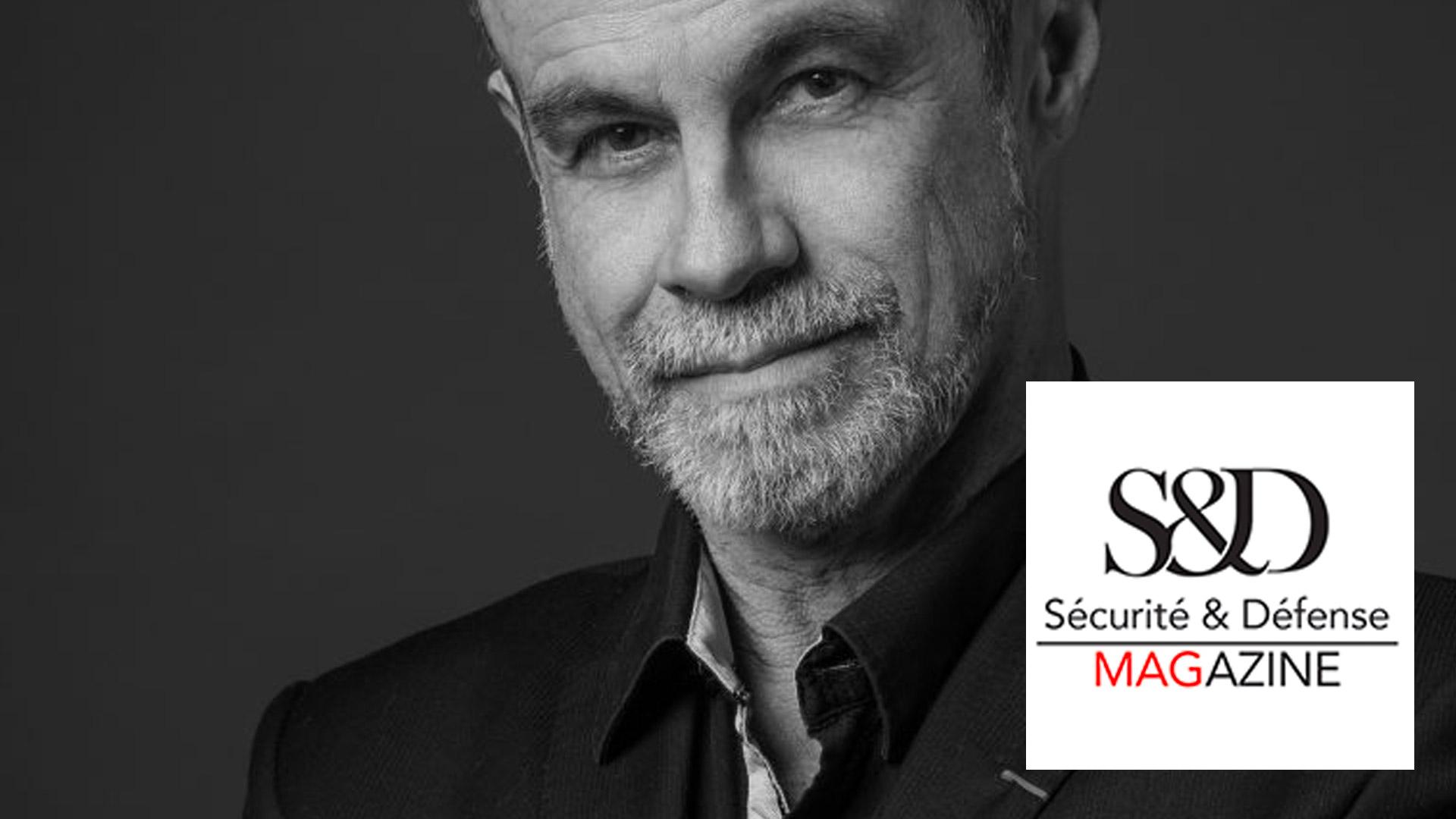Interview de Carlos Moreno pour S&D Magazine