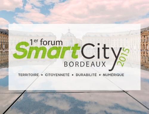 18 mai 2017 | Forum Smart City Bordeaux