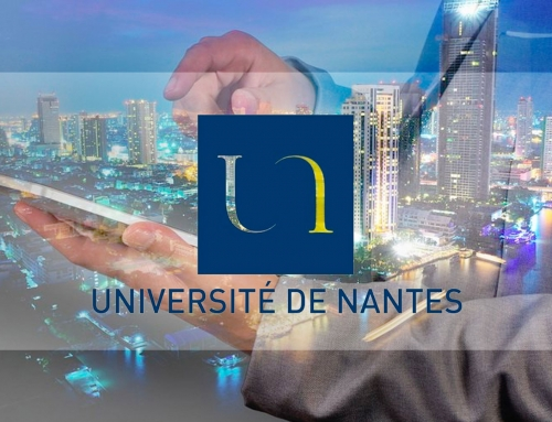 2 juin 2017 |  Journées scientifiques de l'Université de Nantes – La ville intelligente : fantasme ou réalité ?