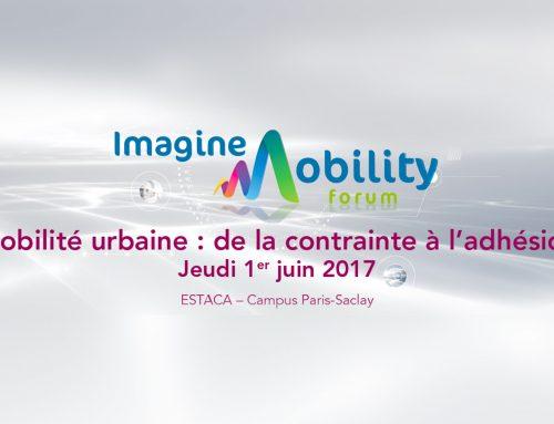 1er juin 2017 | Entre prospective et enjeux urbains : la mobilité, futur maillon de la relation entre les européens et leurs territoires ?