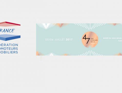 5, 6 juillet | « Promoteurs immobiliers au cœur des mutations », Congrès annuel de la Fédération des Promoteurs Immobiliers (FPI France)