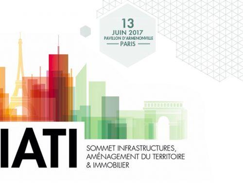 13 Juin 2017 | Sommet Infrastructures, Aménagement du Territoire & Immobilier (SIATI)