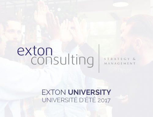 31 Août | Université d'été Exton University