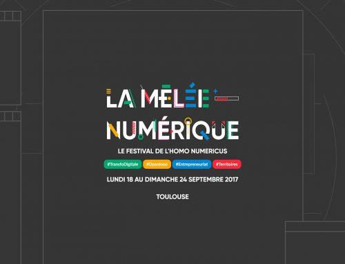 21 septembre | Toulouse, La Mêlée Numérique