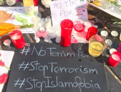 Barcelone, #NoTincPor, la dignité face à la terreur