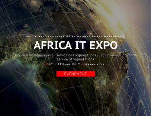 27, 29 septembre 2017 | AFRICAITEXPO « l'innovation numérique au service des organisations »