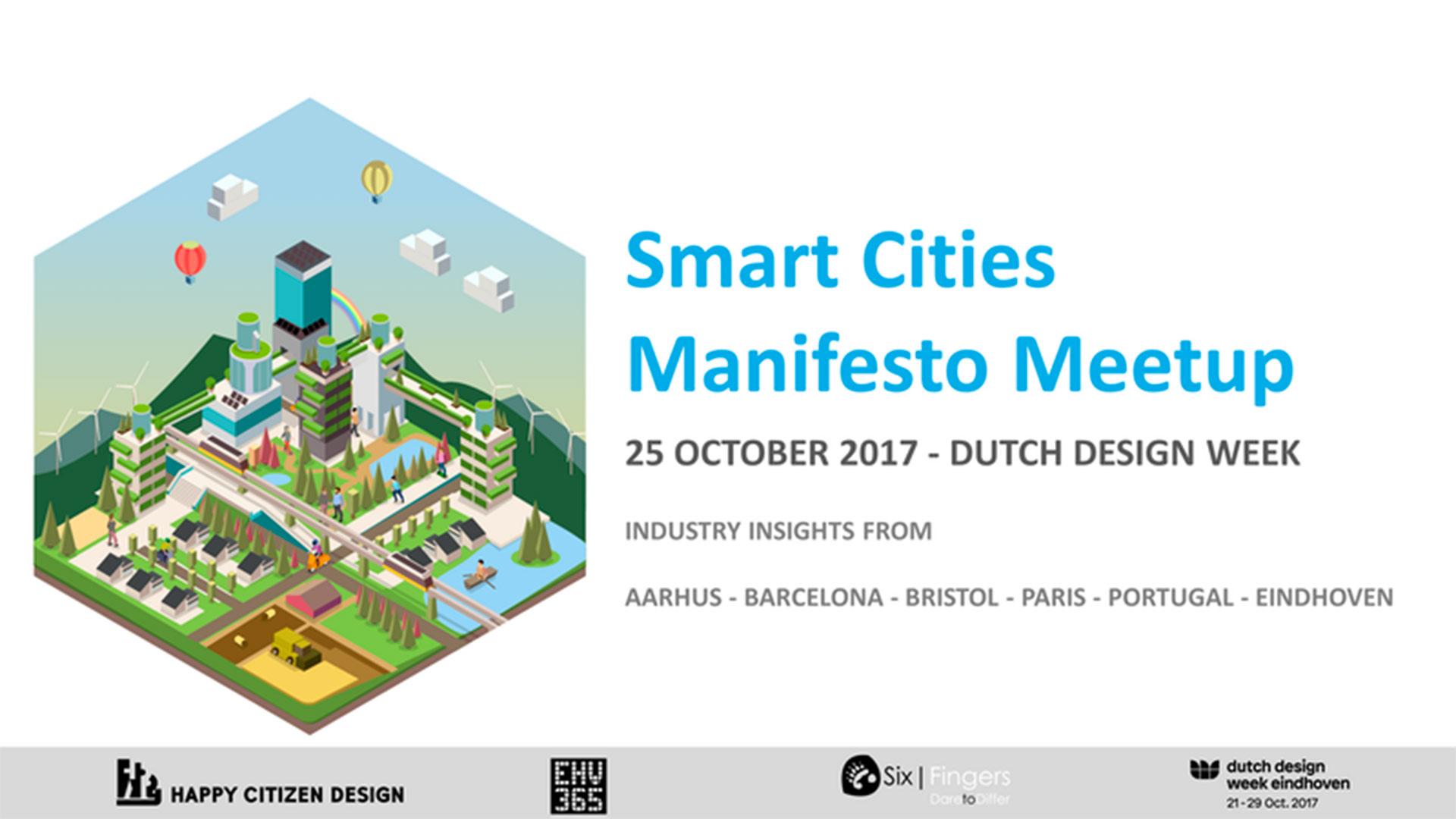 Smart Cities Manifesto Meetup