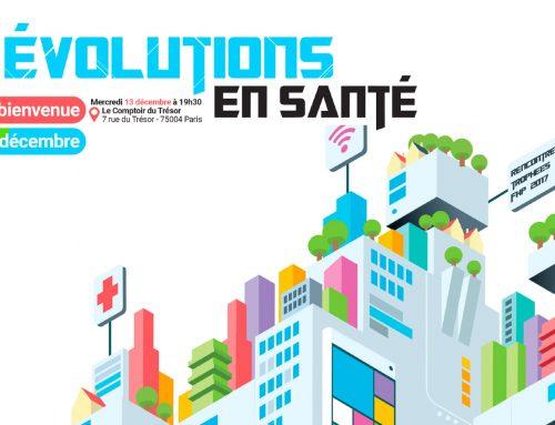 14 décembre 2017 | Révolution en Santé, Paris