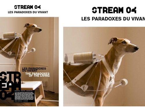 30 novembre 2017 | Soirée de lancement de la revue Stream 04, Paris