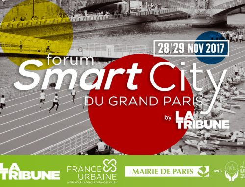 28, 29 novembre 2017 | Forum Smart City du Grand Paris, Paris