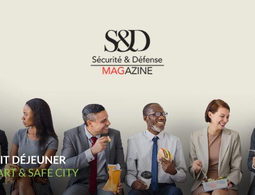 14 décembre 2017 | Conférence – Petit Déjeuner Smart & Safe City by S&D Magazine, Paris
