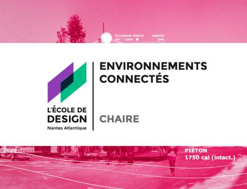 6 févier 2018 | Ecole de Design de Nantes