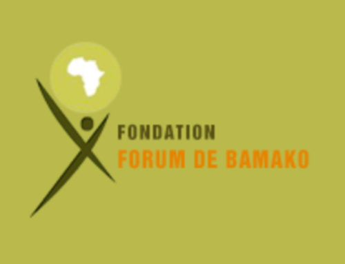 Rencontre bamako 2018