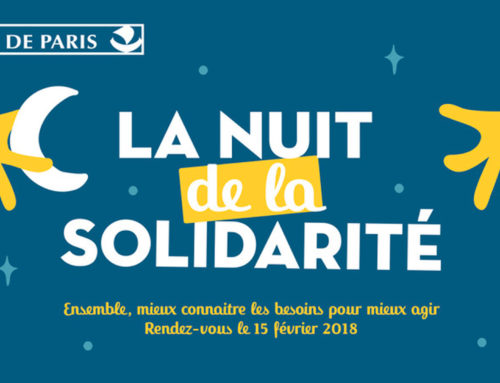 15 février 2018 | La nuit de la solidarité, Paris